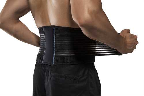 BraceUp Lumbar Lower Back Brace - Featured Image