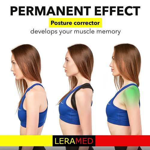 Leramed Improves Posture