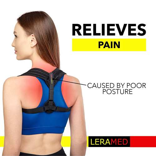 Leramed Posture Corrector - Back Pain