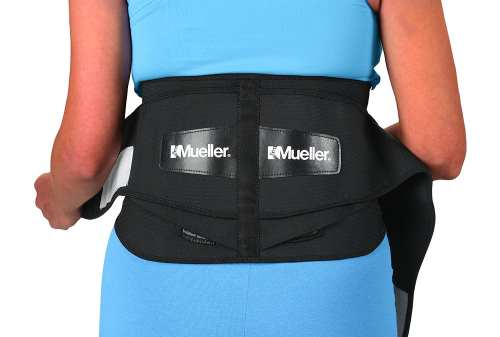 Mueller Lumbar Support Review - Featured Image