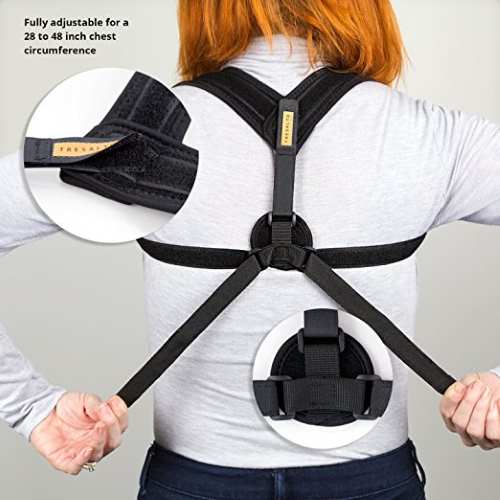 Tresalto Posture Corrector - how it works
