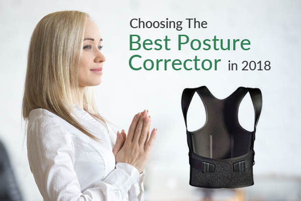 Best Posture Corrector - Featured Image