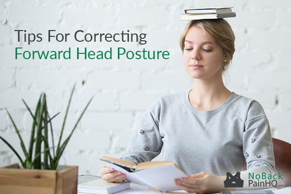 Tips For Correcting Forward Head Posture