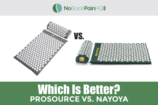 Acupressure Mat Comparison - Which Is Better - Featured Image