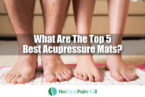 Best Acupressure Mat - Review Guide Featured Image
